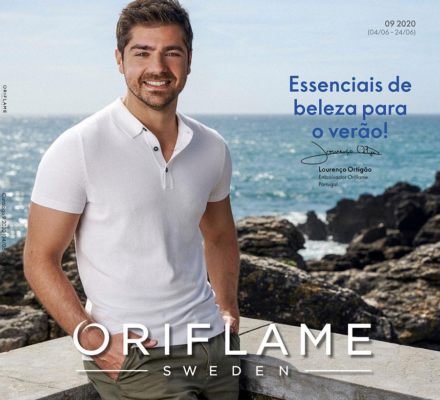 Catálogo 9 de 2020 da Oriflame
