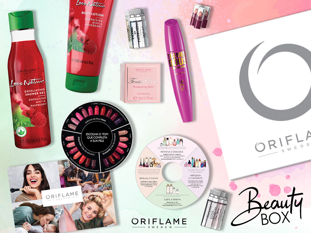 Beauty Box Oriflame