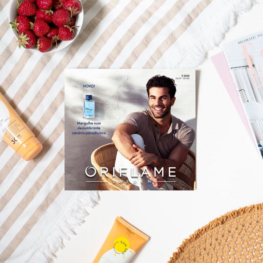 Catálogo 11 de 2020 da Oriflame