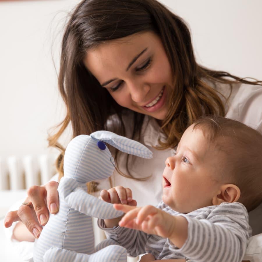 Contacto com o Bebé