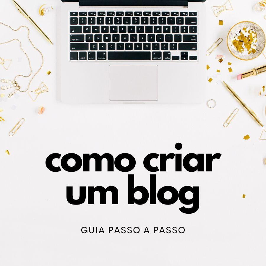 Criar um Blog