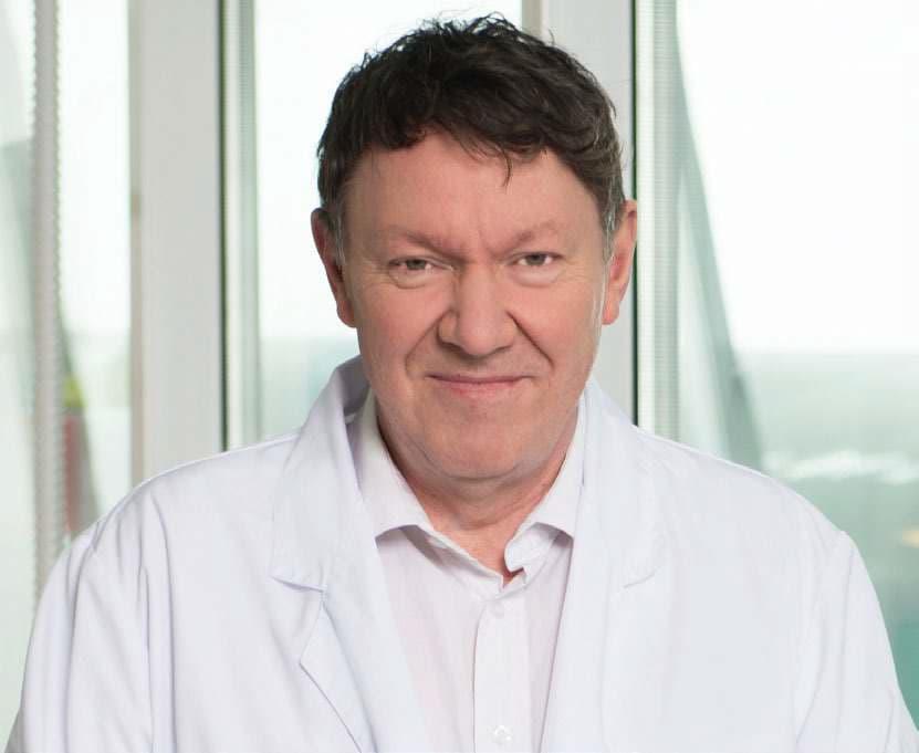Стиг Стин - специалист по сердечному здоровью