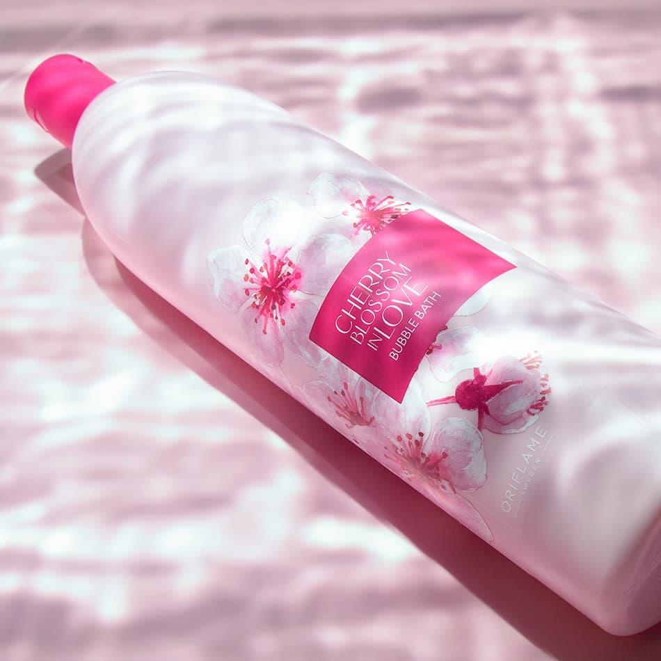 Espuma de Banho Cherry Blossom In Love