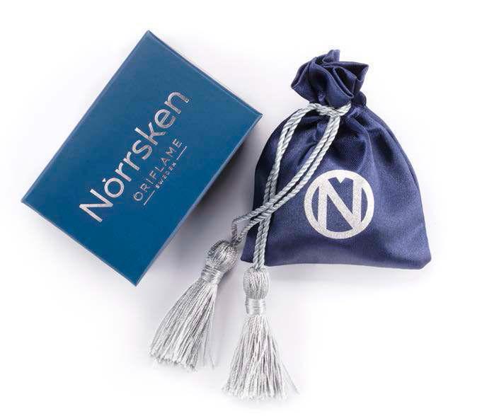 Catálogo Norrsken Oriflame - embalagens exclusivas