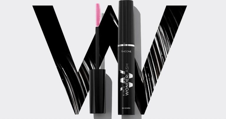 Máscara de pestanas Wonder Lash THE ONE da Oriflame