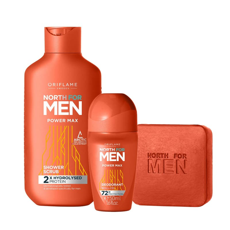 North For Men Power Max