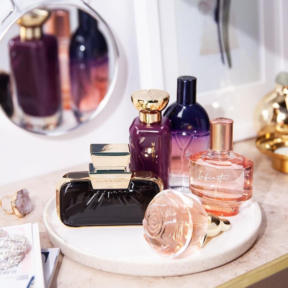 Vender perfumes Oriflame