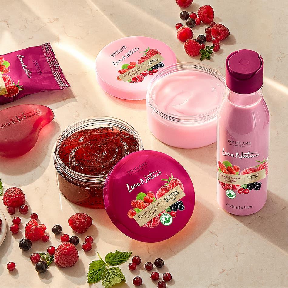 Love Nature, Berries Delight