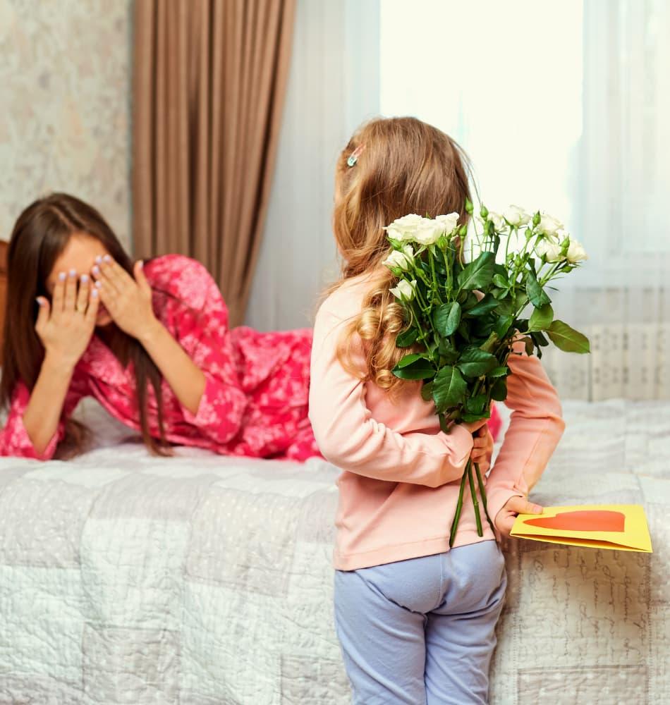 Comprar Presentes para o Dia da Mãe