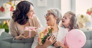 Dia da Mãe - Sugestões Oriflame