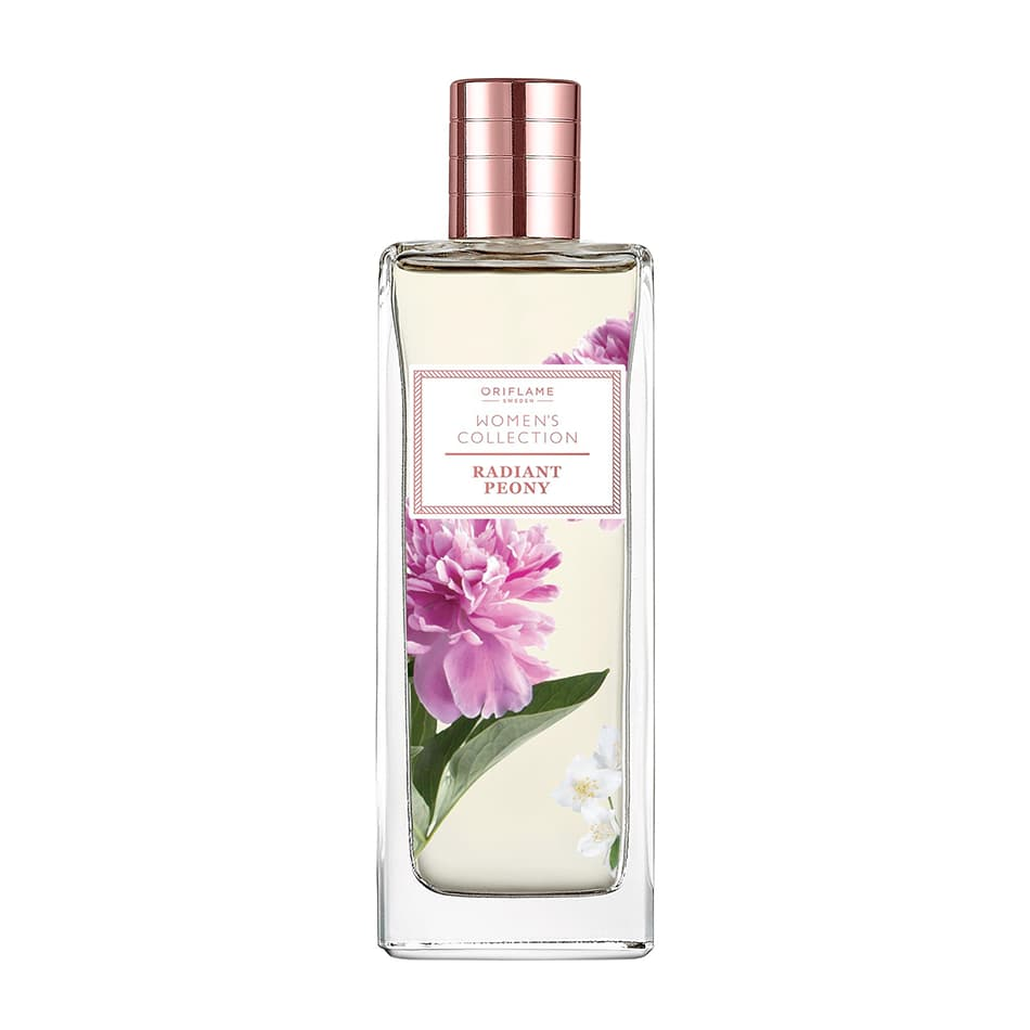 Eau de Toilette Radiant Peony Oriflame Women's Collection