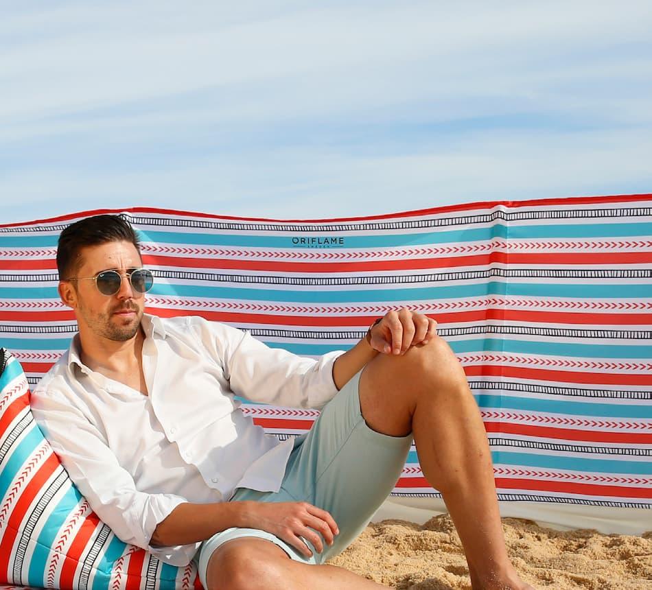 Para-Vento Praia O'Summer Oriflame