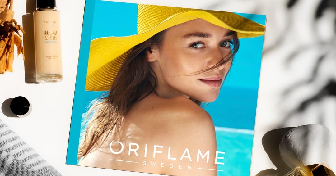Catálogo 11 de 2021 da Oriflame