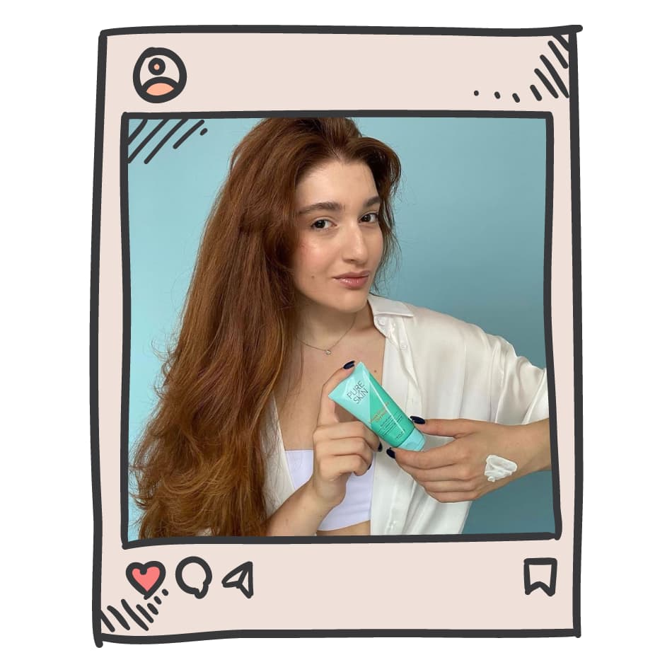 Pure Skin Instagram