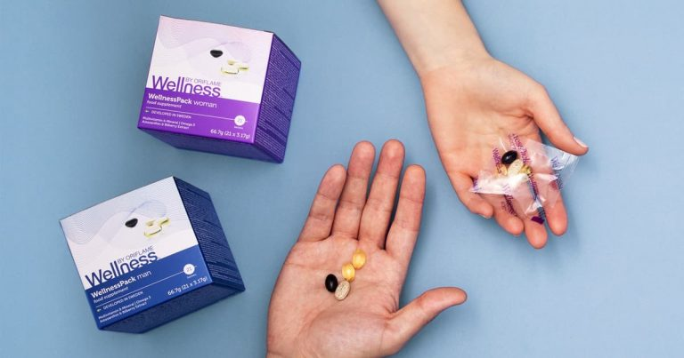 Wellness Pack Oriflame