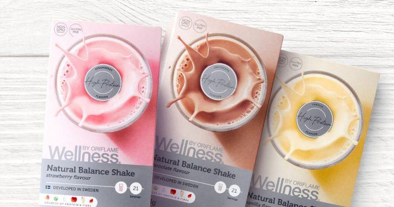 Batido Wellness Oriflame