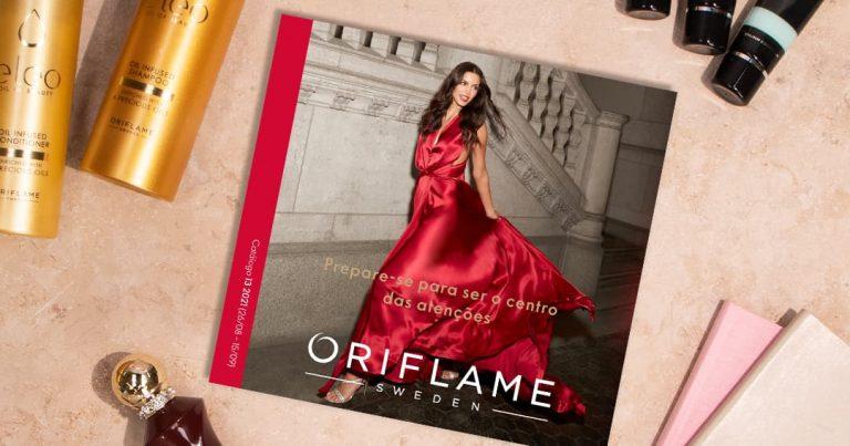 Catálogo 13 de 2021 da Oriflame