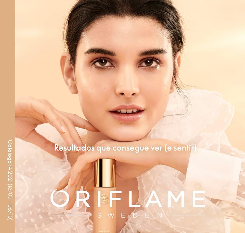 Catálogo 14 de 2021 da Oriflame