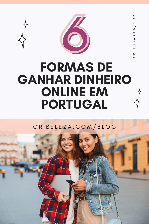Ganhar Dinheiro Online em Portugal