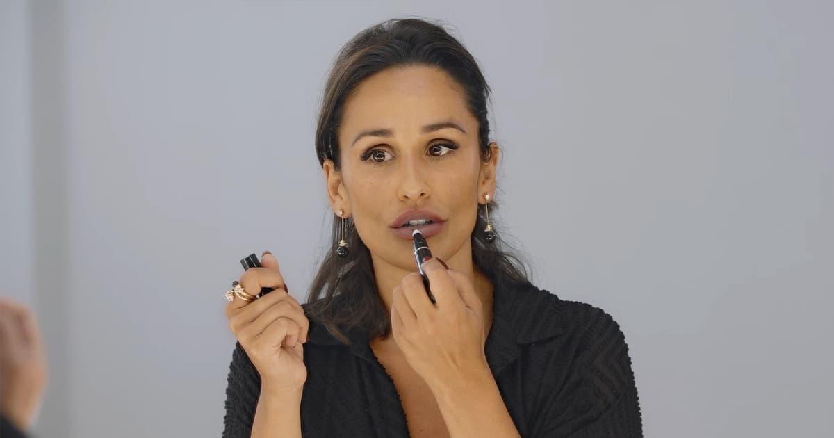Maquilhagem de Rita Pereira