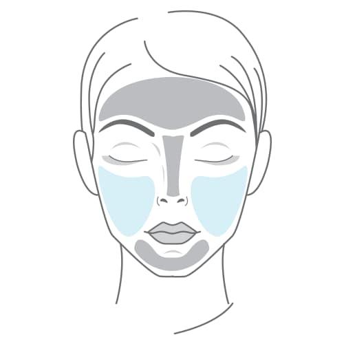 Como utilizar a máscara facial Optimals