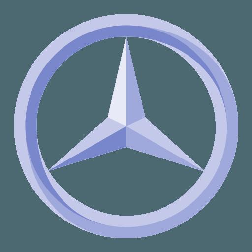 Viatura Mercedes Oriflame