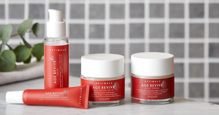 Age Revive Optimals Oriflame