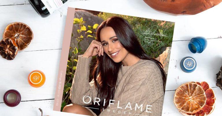 Catálogo 15 de 2021 da Oriflame