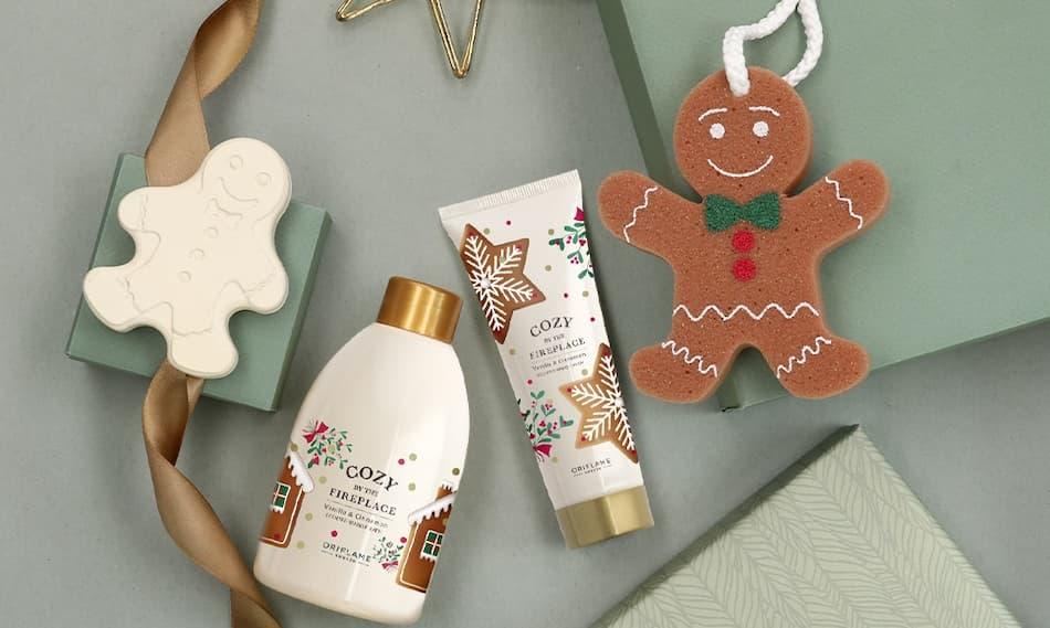 Presentes de Natal Oriflame