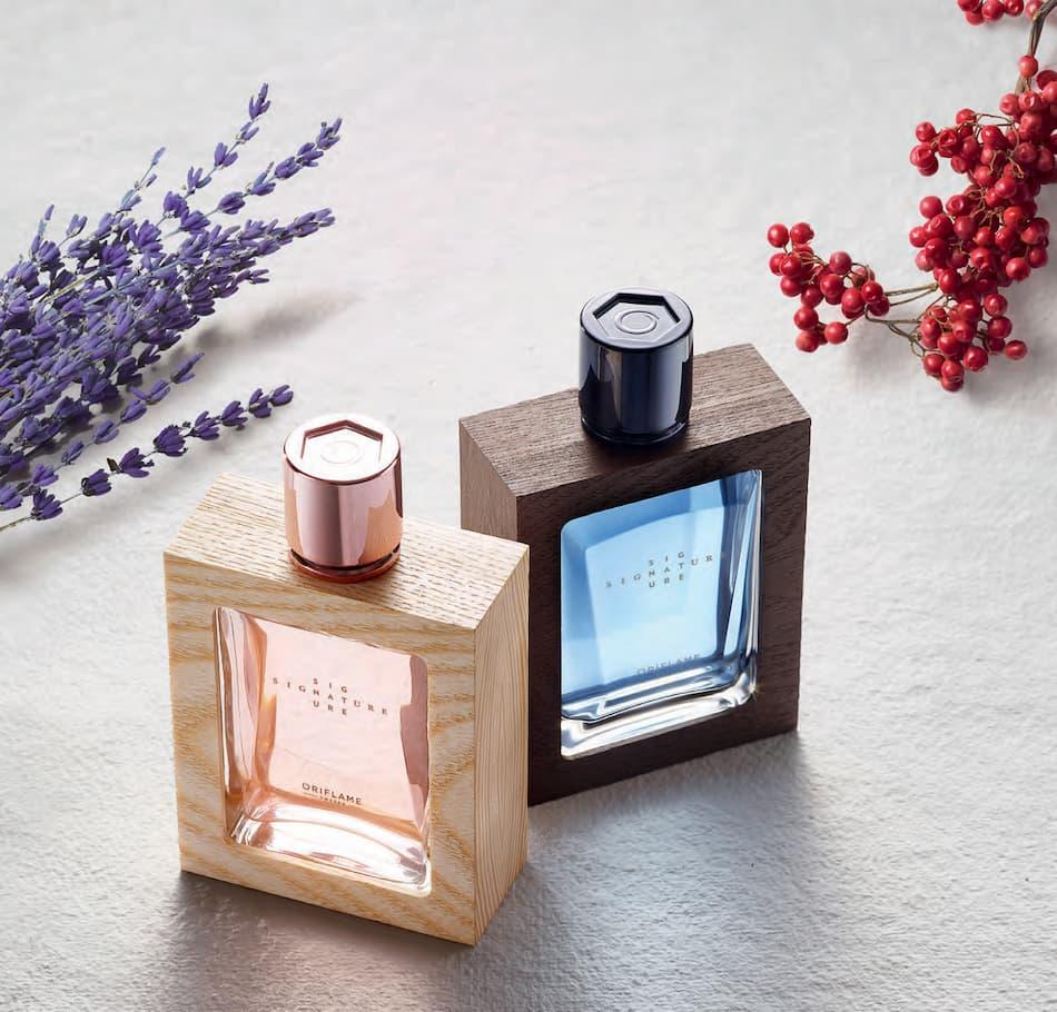 Parfum Signature Oriflame